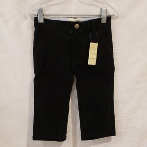 NWT All Navy Pants Trousers Black